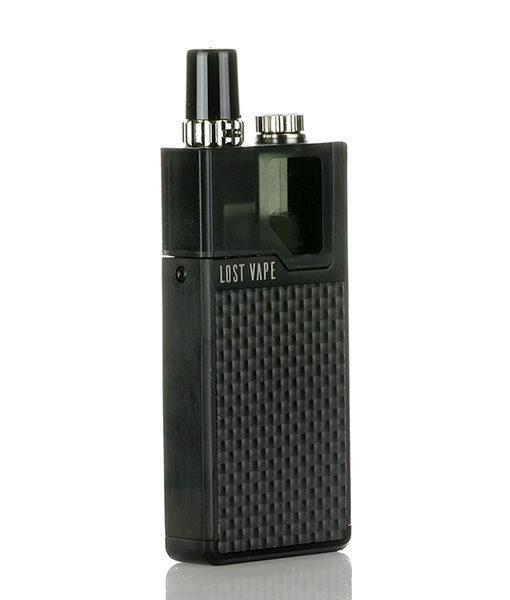 Lost Vape Orion DNA Go Kit Black / Textured Carbon Fiber