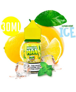 Minute Man Ice Lemon Mint 30ml