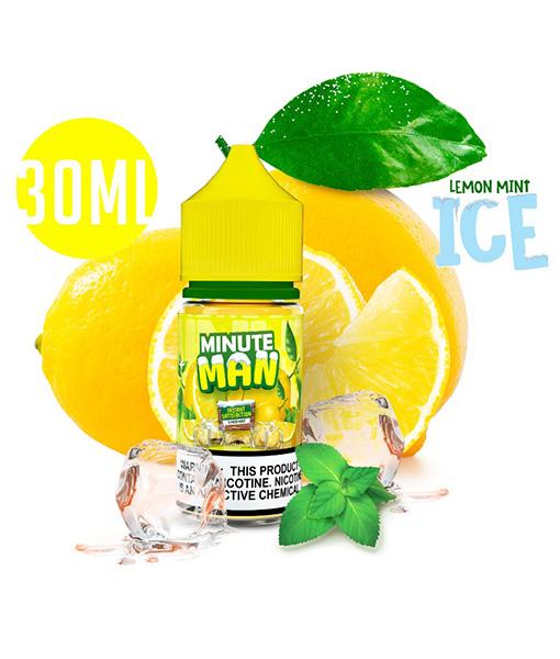 Minute Man Ice Lemon Mint 30ml