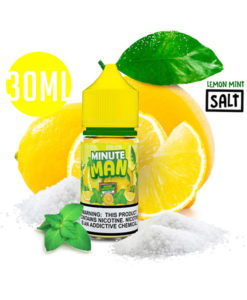 Minute Man Lemon Mint 30ml