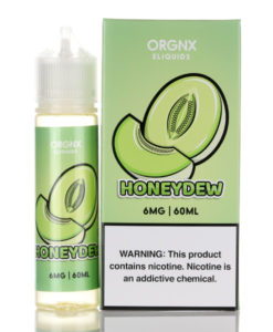 ORGNX Honeydew 60ml