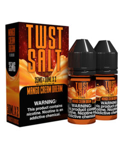 TWST Salt Mango Cream Dream 2x30ml