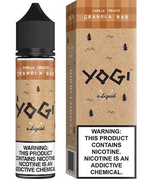 Yogi Vanilla Tobacco Granola Bar 60ml