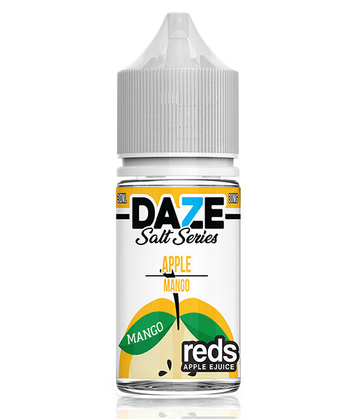 7 Daze Salt Series Reds Apple Mango 30ml
