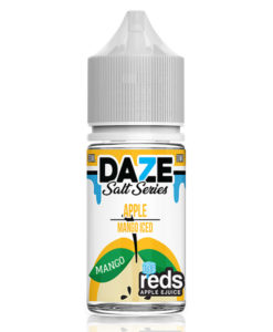7 Daze Salt Series Reds Apple Mango Iced 30ml