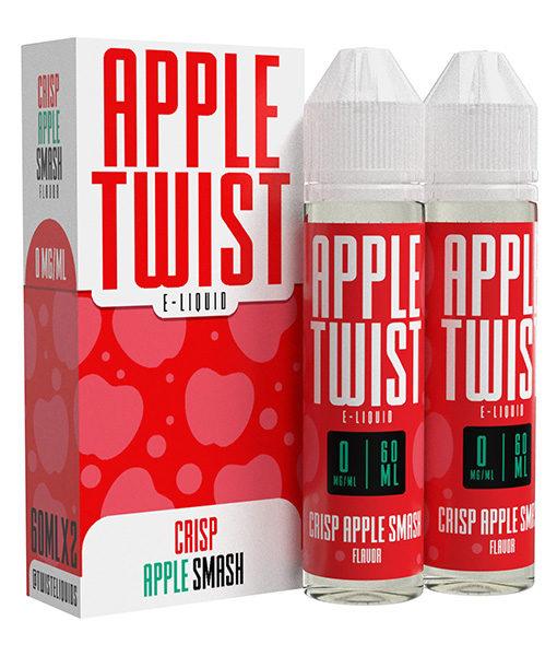 Apple Twist Crisp Apple Smash 2x60ml