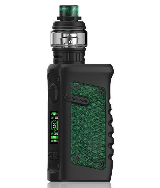 Vandy Vape Jackaroo Kit G10 Green Anaconda
