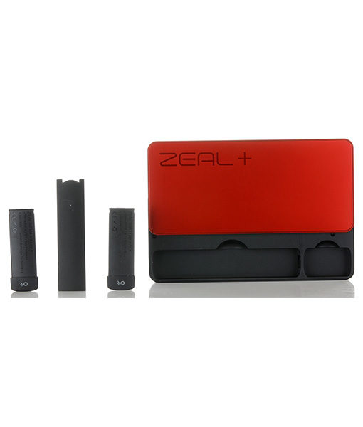 VO Tech Zeal Plus Black Red
