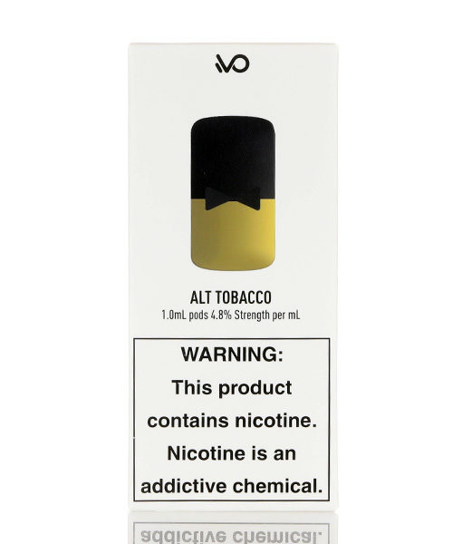 VO Tech Zeal Pods 4-Pack Alt Tobacco