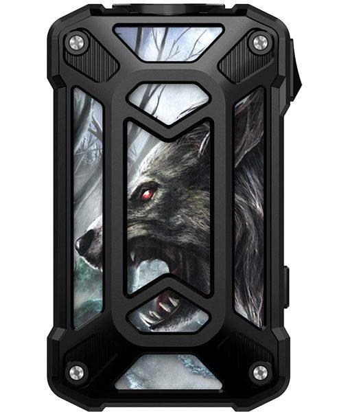 Rincoe Mechman Mod Steel Case Wolf Black