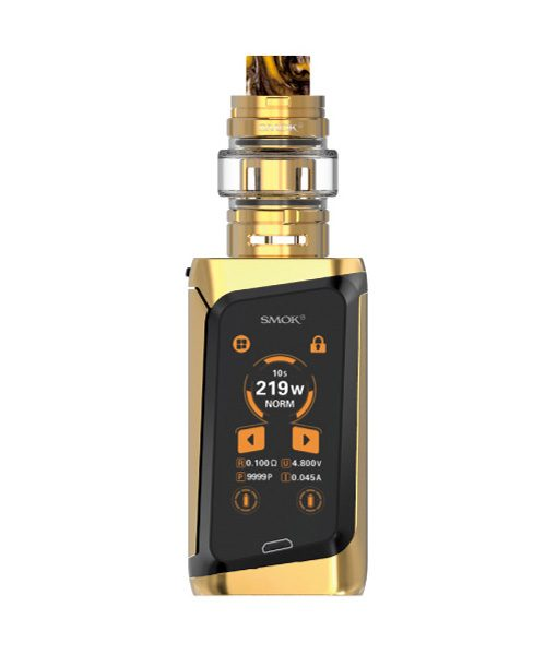SMOK Morph 219 Kit Gold/Black