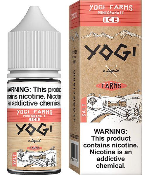 Yogi Farms Salt Ice Pomegranate 30ml