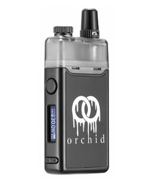 Orchid Pod System Drip Black