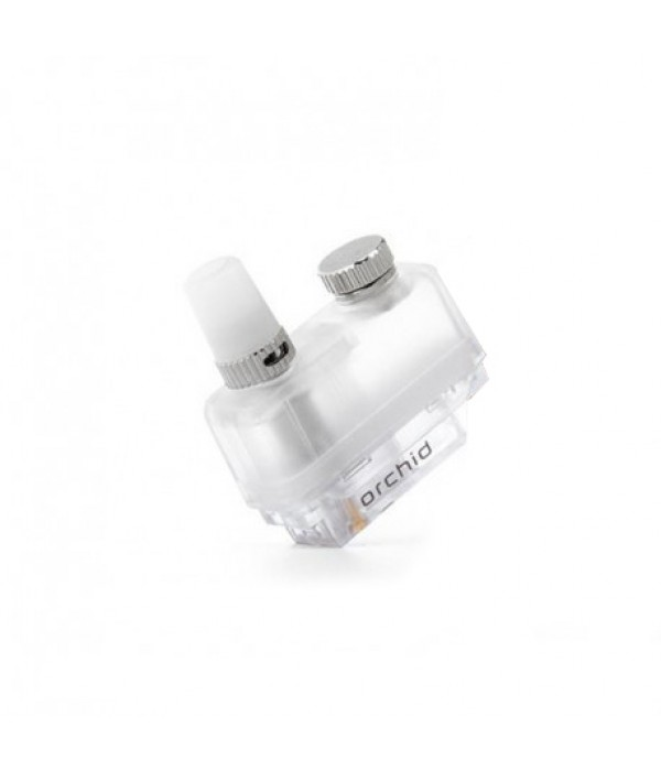 Orchid Refillable Pods 2-Pack Clear