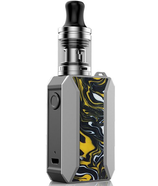 VooPoo Drag Baby Trio Kit Ceylon Yellow