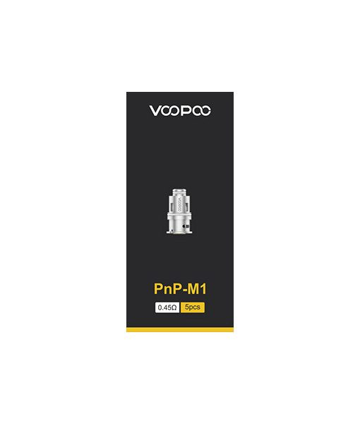 VooPoo PnP Coils 5-Pack