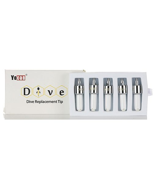 Yocan Dive Coils 5-Pack