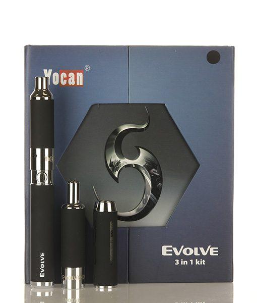 Yocan Evolve 3-in-1 Kit Black