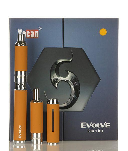 Yocan Evolve 3-in-1 Kit Orange