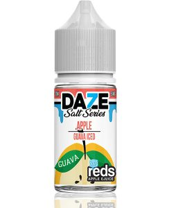 7 Daze Salt Series Reds Apple Guava Iced 30ml