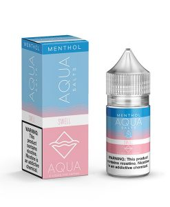 Aqua Menthol Salts Swell 30ml
