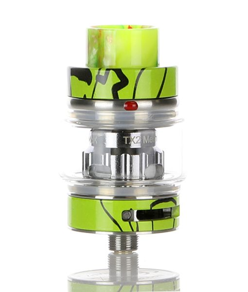 FreeMax Fireluke 2 Tank Graffiti Green