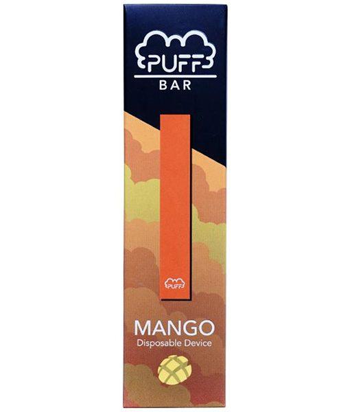 Puff Bar Disposable Pod Device Mango